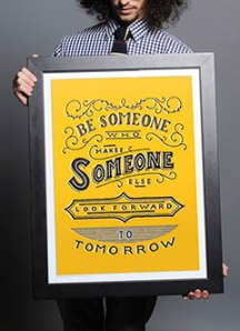 Sevenly Poster